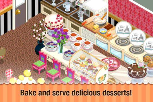 Bakery Story: Valentines Day screenshot 1