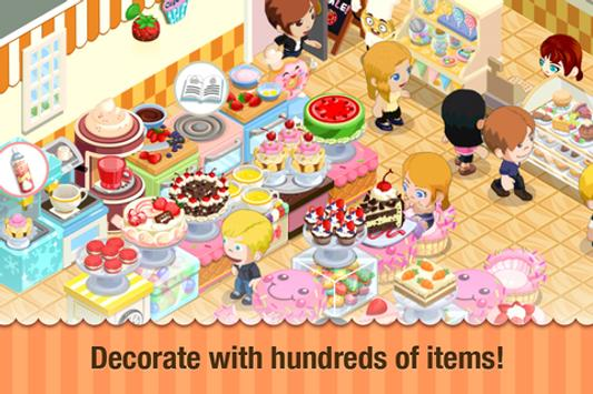 Bakery Story: Valentines Day screenshot 2