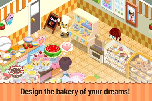 Bakery Story™ Cartaz