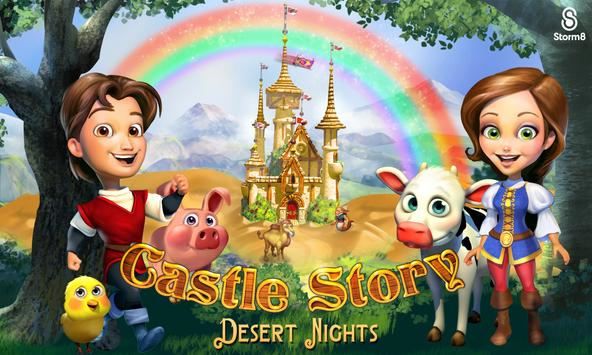 Castle Story: Desert Nights™ screenshot 11