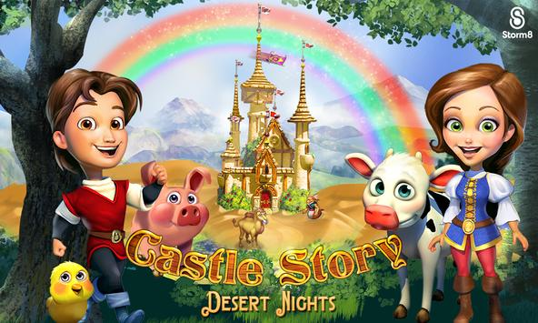 Castle Story: Desert Nights™ screenshot 17