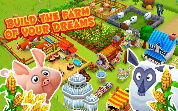 Farm Story 2: Jogos de Fazenda Cartaz