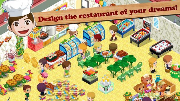 Restaurant Story: Hearty Feast syot layar 12