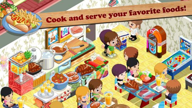 Restaurant Story: Hearty Feast syot layar 1