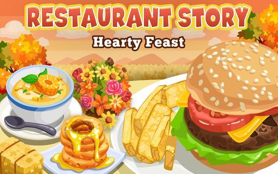Restaurant Story: Hearty Feast syot layar 5