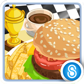 Restaurant Story: Hot Rod Cafe-icoon