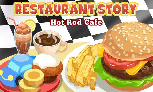 Restaurant Story: Hot Rod Cafe screenshot 6