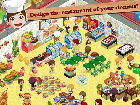 Restaurant Story: Hot Rod Cafe screenshot 7