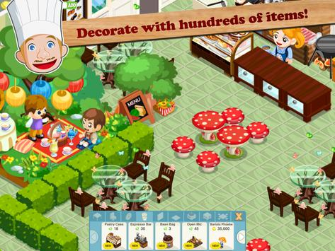 Restaurant Story: Hot Rod Cafe screenshot 9