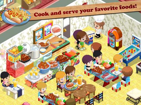 Restaurant Story™ imagem de tela 14