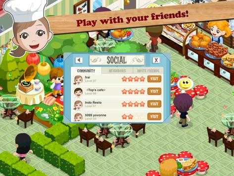 Restaurant Story™ imagem de tela 16