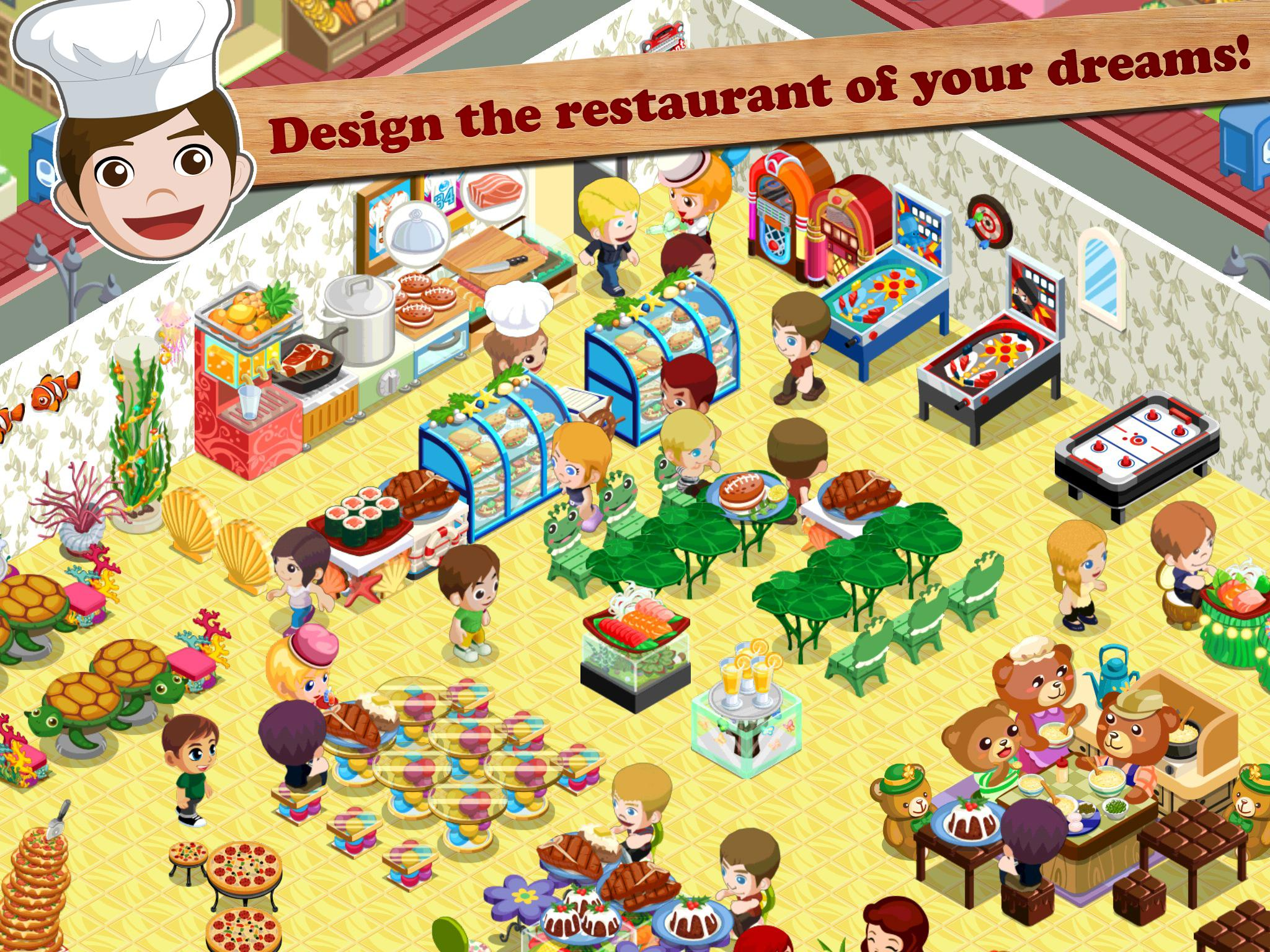 Restaurant Story For Android Apk Download