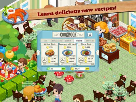 Restaurant Story™ screenshot 5