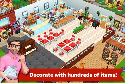Restaurant Story 2 syot layar 2