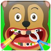 Paw Dentist Puppy icon