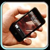 Transparent Screen Prank icon