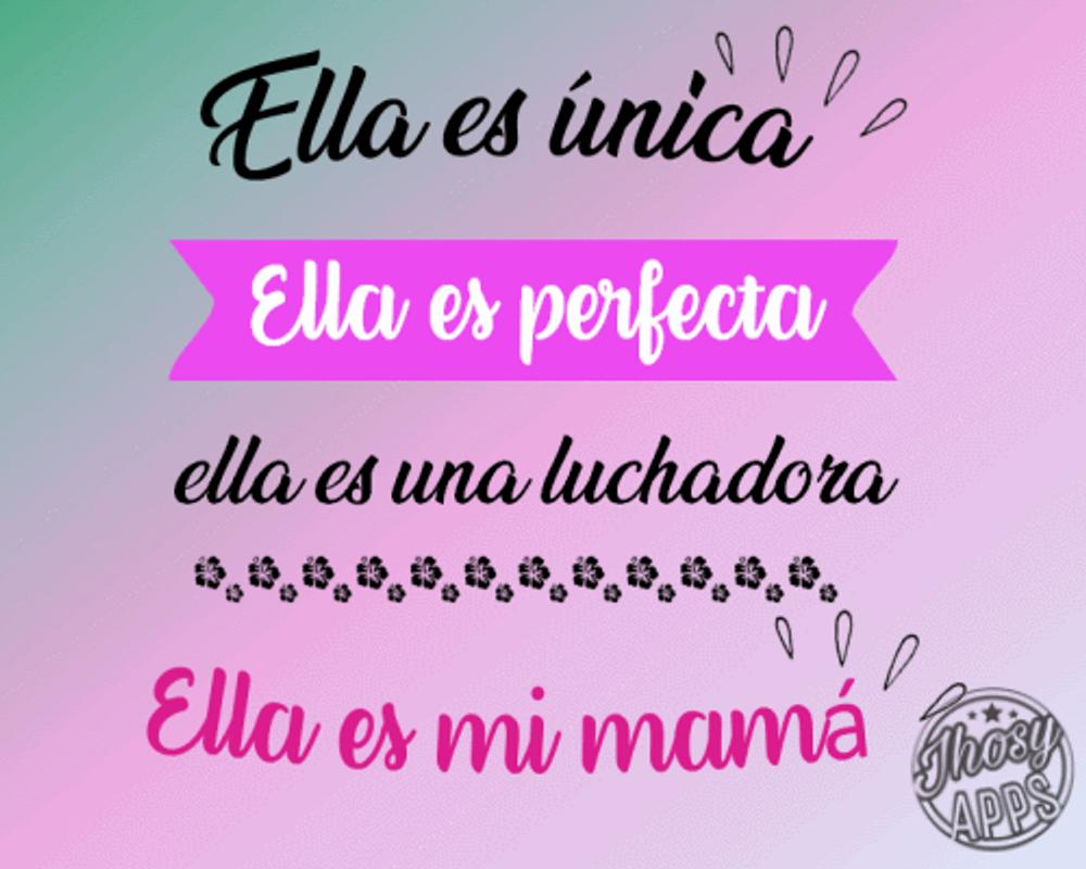 Frases De Amor Para Mama For Android Apk Download