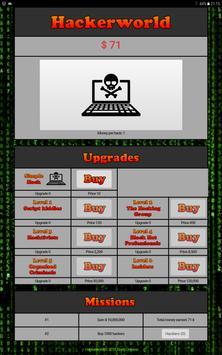 Hackerworld screenshot 1