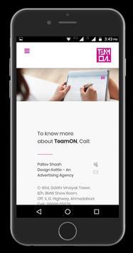 TeamON apk screenshot