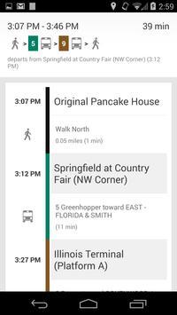 CU Bus Guide apk screenshot