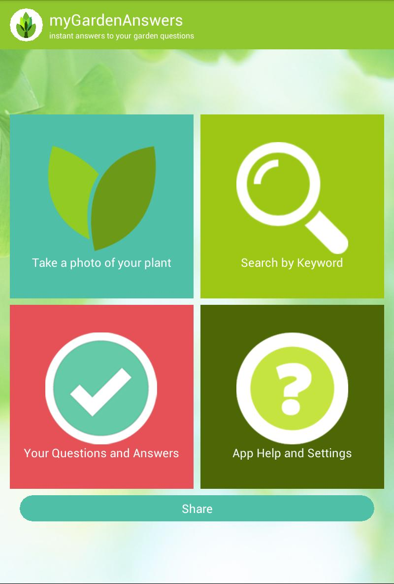 Garden Answers Plant Identifier For Android Apk Download