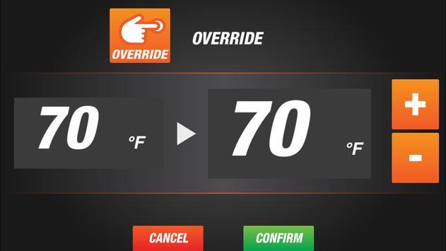 ATMOZ WIFI Thermostat apk screenshot