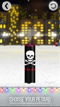 Christmas Pyrotechnics poster