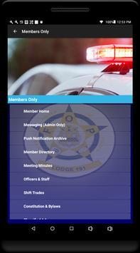 Lodge 191 apk screenshot