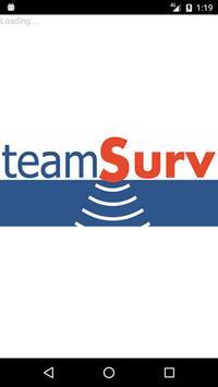 TeamSurv poster