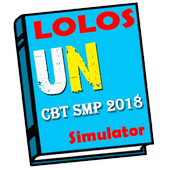Tryout Soal UN SMP/Mts 2018 icon