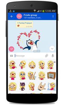 Messenger for Free Calling & Chatting - Tea Chat screenshot 1
