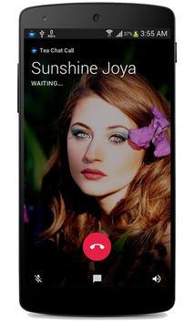 Messenger for Free Calling & Chatting - Tea Chat screenshot 3
