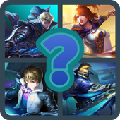 Guess Hero Mobile Legends icono