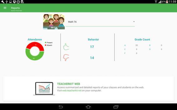 TeacherKit - Class manager apk 截图