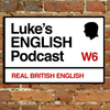 Luke's English Podcast App 图标