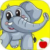 Animal Sounds Free Kids Games icon