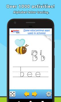 ABC Flash Cards Game for Kids & Adults screenshot 4