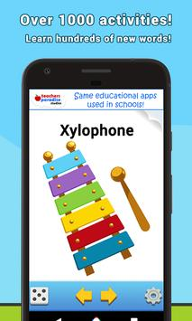 ABC Flash Cards Game for Kids & Adults screenshot 6