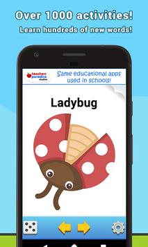 ABC Flash Cards Game for Kids & Adults screenshot 7