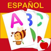 Alfabeto - Spanish Alphabet Game for Kids & Adults icon