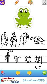 ASL American Sign Language apk screenshot