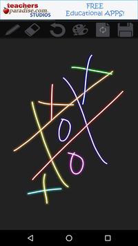 ArtGlow Draw Magic Neon Paint apk screenshot