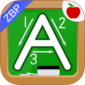 123s ABC Handwriting Game for Kids & Adults icon