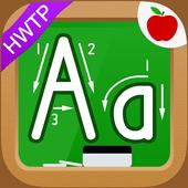 123 ABC Kids Handwriting HWTP icon