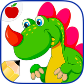 Learn to Draw Cartoons & Dinosaurs icon