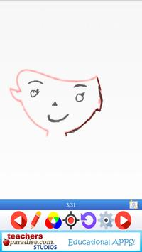 Easy Draw: Learn How to Draw a Princesses & Queens screenshot 3