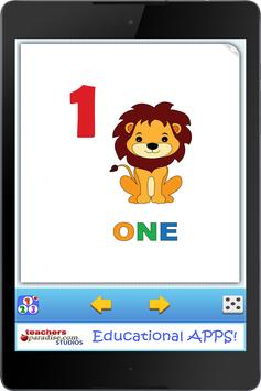 0-100 Numbers Game - Learn English Numbers & Words screenshot 18