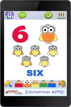 0-100 Numbers Game - Learn English Numbers & Words screenshot 19