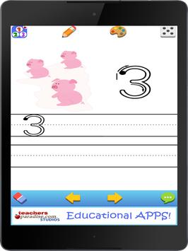 0-100 Numbers Game - Learn English Numbers & Words screenshot 10