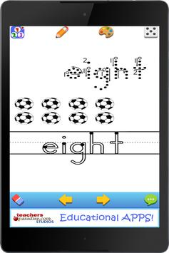 0-100 Numbers Game - Learn English Numbers & Words screenshot 6